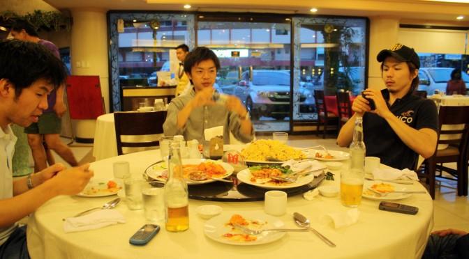 ターラックで有名なフォーチュンという中華料理店