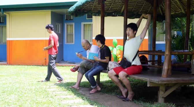 フィリピン留学体験談のインタビュー開始!