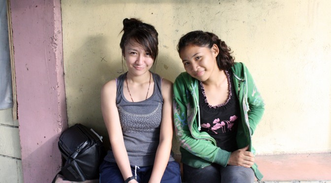フィリピンの大学生