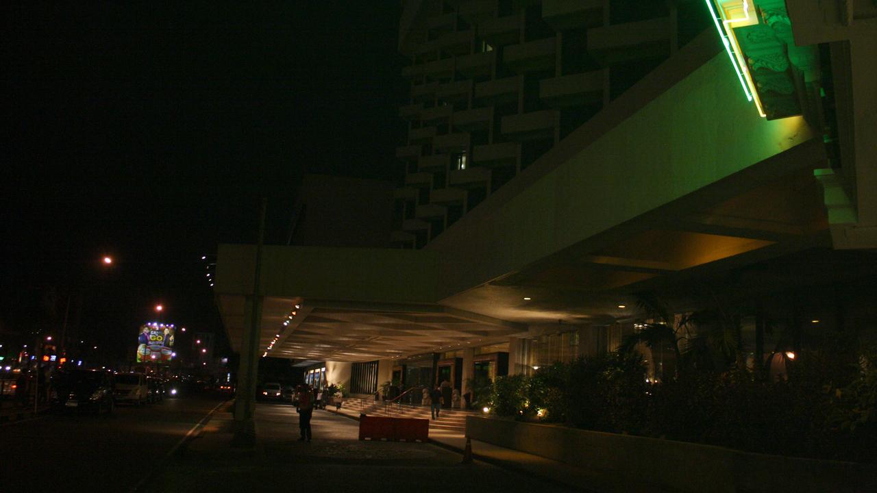 マニラのヘリテージホテル